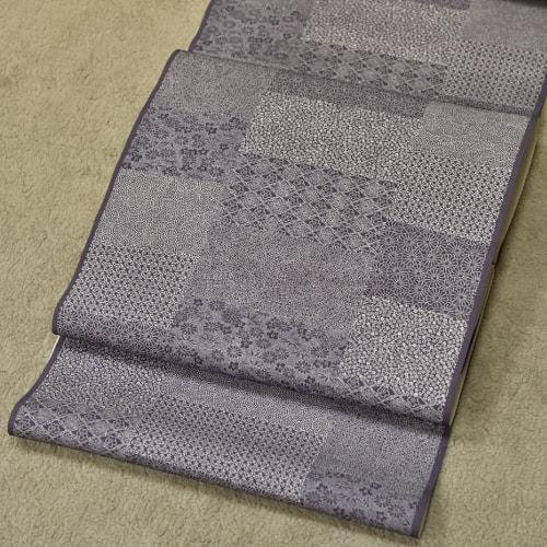江戸小紋 袋帯