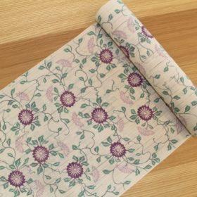 源氏物語の浴衣のさわらびシリーズ